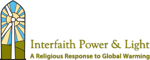 Brought to you by Interfaith Power & Light