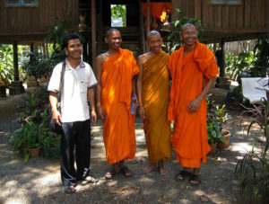 Save the Monk's Community Forest in Cambodia